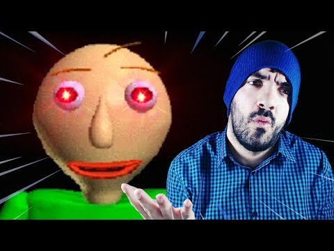 FIVE NIGHTS AT BALDI'S