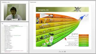 видео Построение телекоммуникационных сетей
