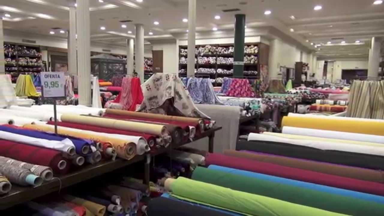 RIBES & CASALS - tienda de telas por metros Barcelona, Urquinaona ...