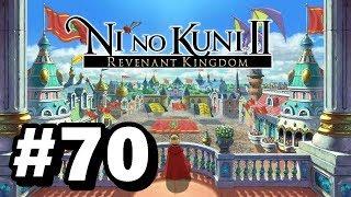 Ni No Kuni II Revenant Kingdom Walkthrough (PS4) #70 - President Vector's Madness