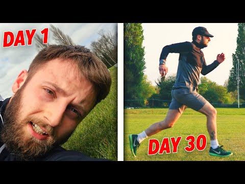 I ran a 5K everyday for 30 days as a total beginner, here's what happened!