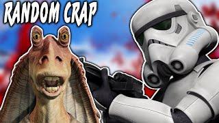 GREATEST STAR WARS BATTLEFRONT VIDEO EVER! - Star Wars Battlefront - Random Crap Friday!