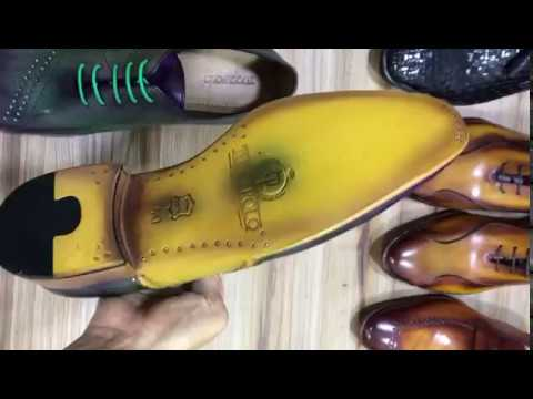TUCCIPOLO Handmade SHOES coming to INDIEGOGO Oct. 2017.