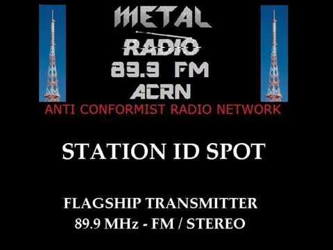 Metal Radio ID Spot - Flagship