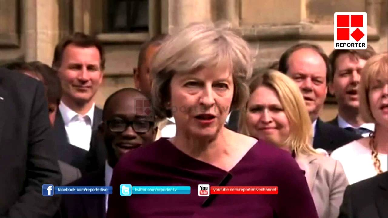 Next Prime minister become a lady in Briton