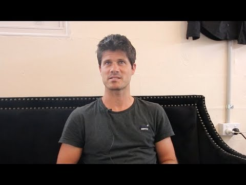 SETH LAKEMAN INTERVIEW (on tour with...