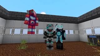 Minecraft - ARMA ALIENÍGENA REALISTA ‹ ESCOLHA A PORTA › MINI-GAME (LUCKY BLOCK)
