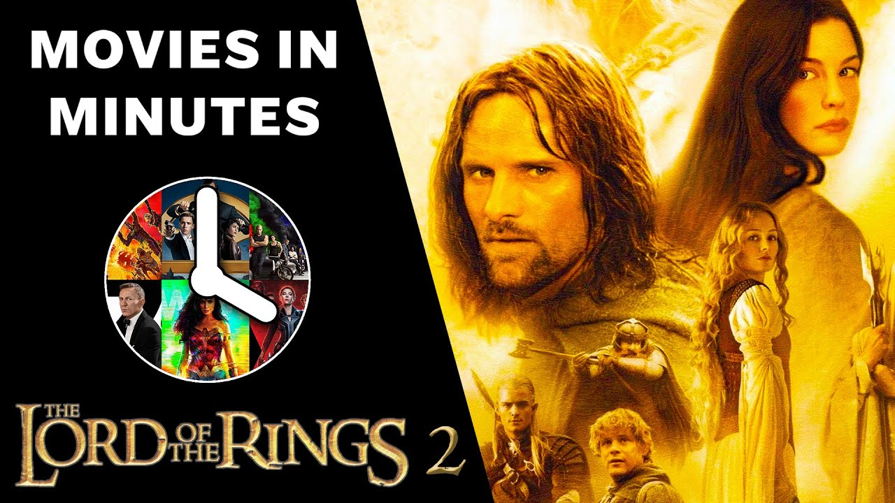 Download [#2] The Lord of the Rings: The Two Towers in 4 Minutes (Movie Recap)
