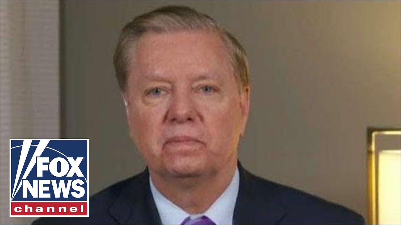 Donald Trump Doesnt Have Clue About My >> Lindsey Graham Media And Democrats Are Breaking All The Rules To
