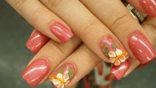 Howto Style :- Love Spell Acrylic Nails