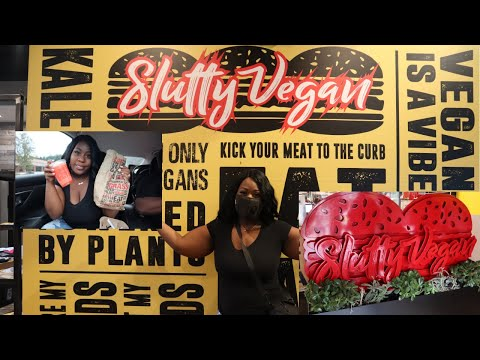 Finally Tried S|utty Vegan | Day In The Life Vlog