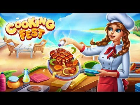 Cooking Fest Trailer : Cooking Games