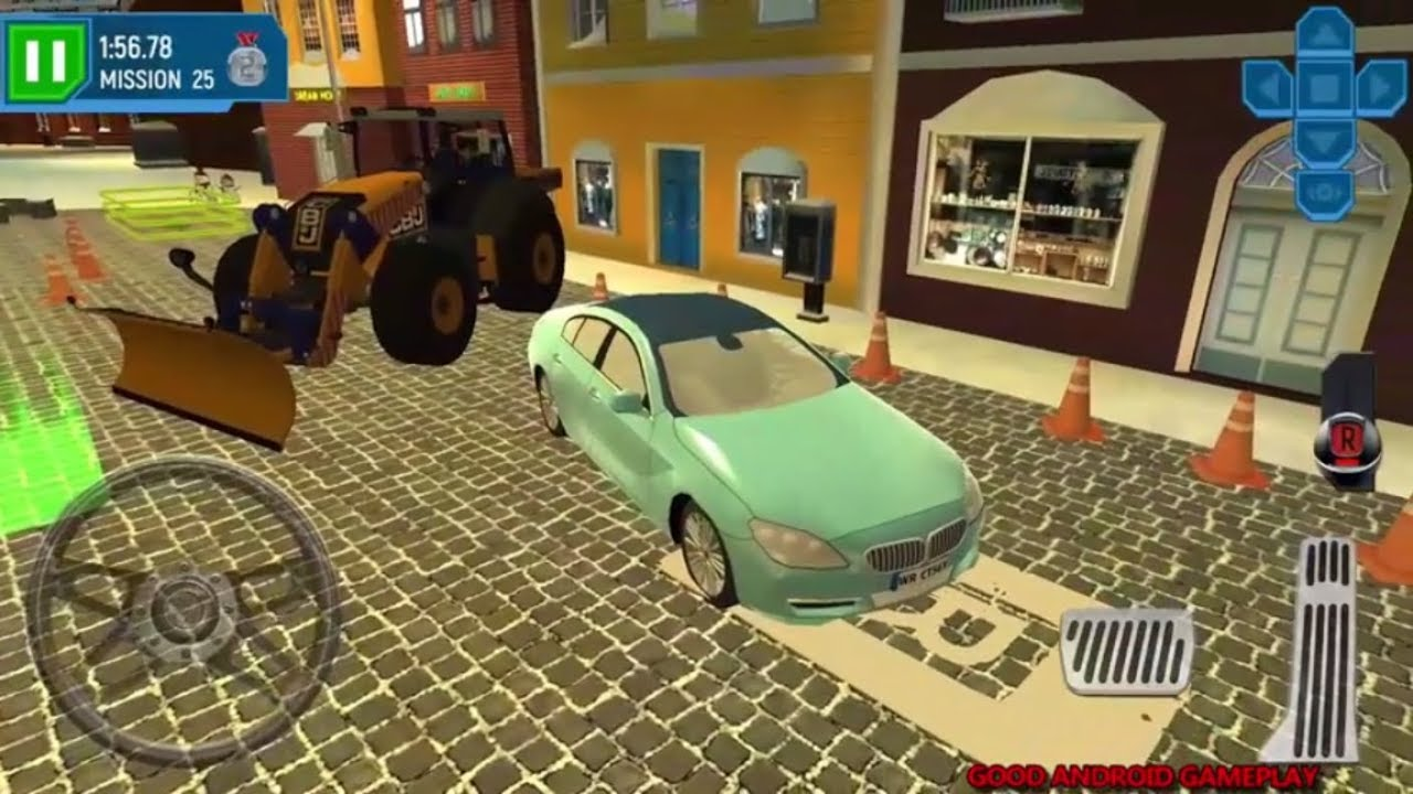 ski resort driving simulator 5 luxury sedan vehicle. Black Bedroom Furniture Sets. Home Design Ideas