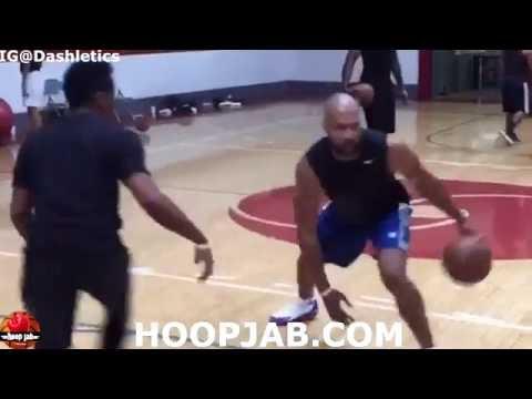 Derek Fisher Preparing For An NBA Comeback. HoopJab