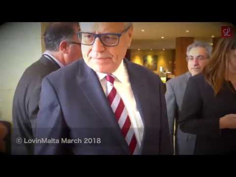Minister Edward Scicluna | Pilatus Bank | #Uejjacomeon