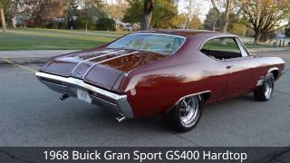 1968 Buick Gran Sport GS400 Hardtop - Ross's Valley Auto Sales - Boise, Idaho