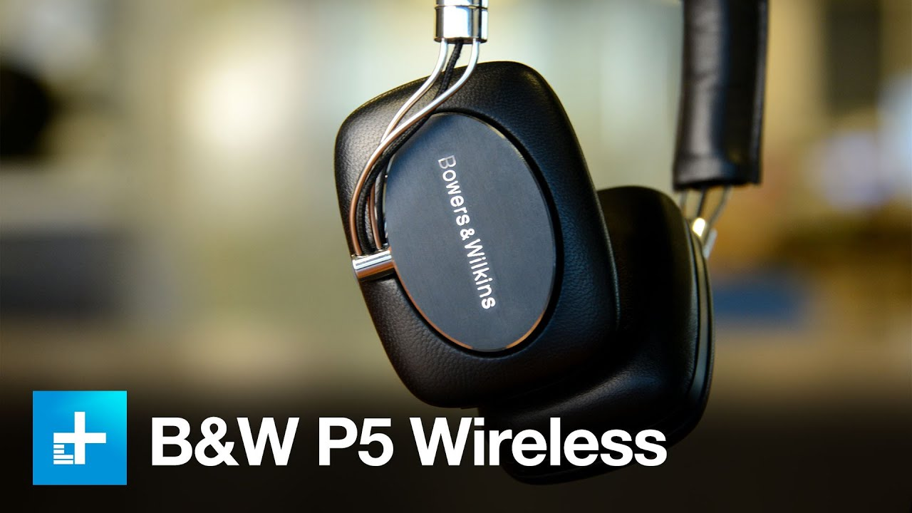 B&W P5 Wireless Headphones