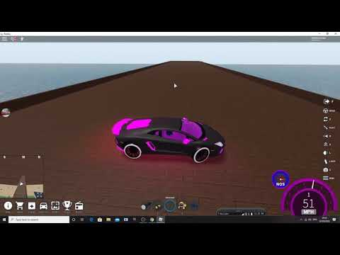 How To Get The Galaxy Skin In Roblox Vehicle Simulator Part 2