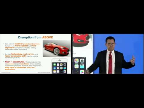 The Edge of Disruption    Automotive, Petroleum and Steel Industries - Tony Seba