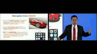 The Edge of Disruption- Automotive, Petroleum and Steel Industries - Tony Seba