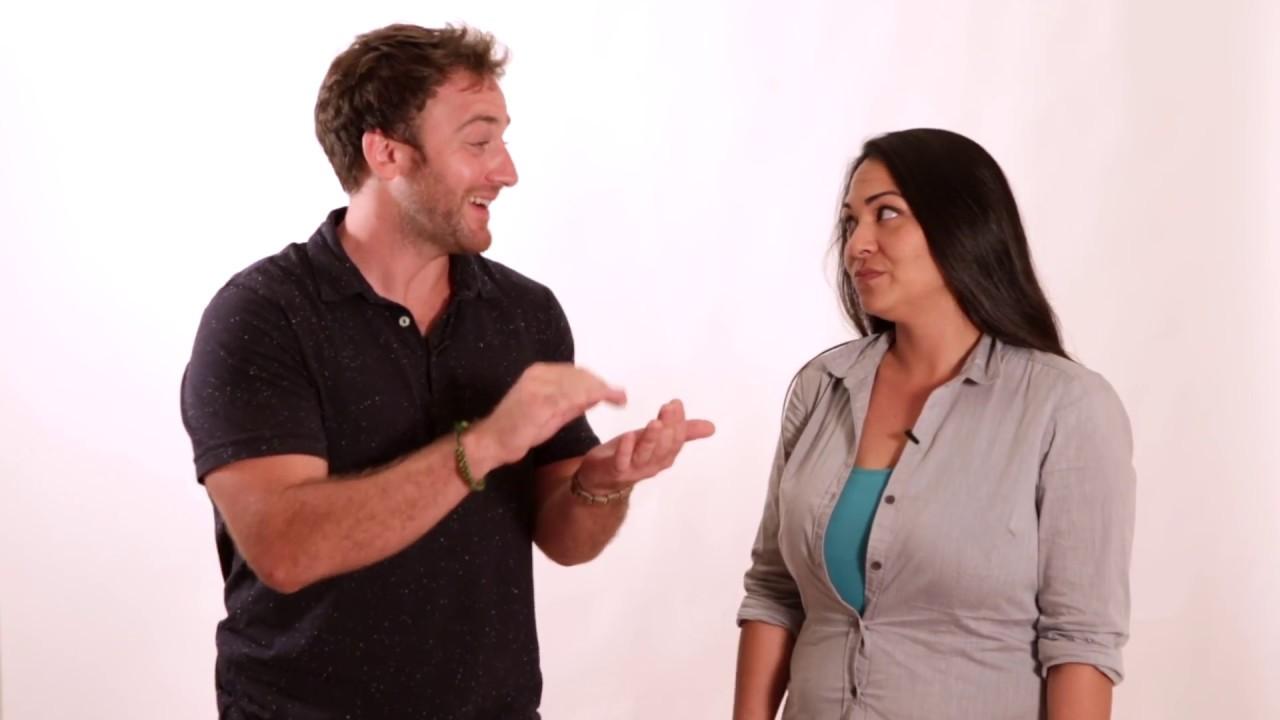 Heather and Joel on English in Tunisia
