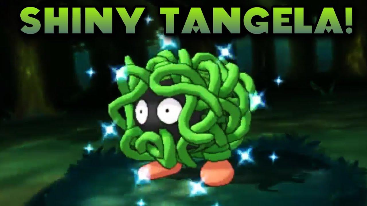 Shiny Tangela Pokemon