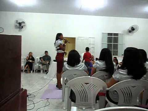 Jamile Rodrigues canta Adonai Aba Pai - Aline Barros