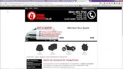 Cheapest Insurance for Young Drivers with Fast Cars
