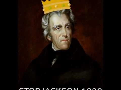 Andrew Jackson - political commercial