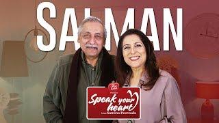 Salman Shahid Remarries | Na Maloom Afraad | Speak Your Heart With Samina Peerzada