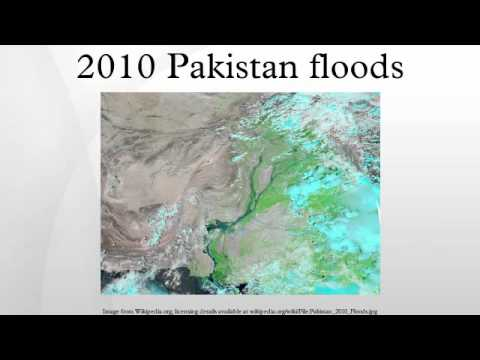 2010 Pakistan floods