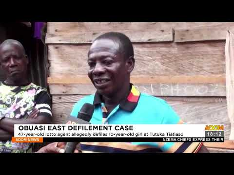 47-year-old lotto agent allegedly defiles 10-year-old girl at Tutuka Tiatiaso (22-9-21)