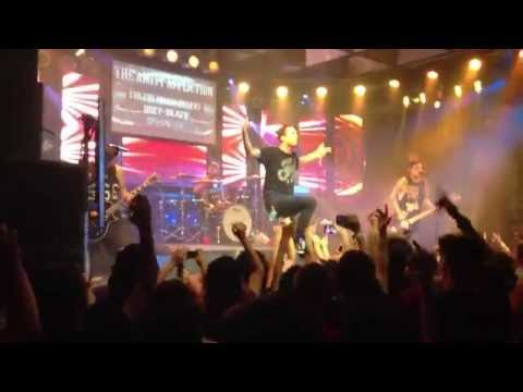 The Amity Affliction Live 2014 Fort Lauderdale, Florida 10/19/14 HD