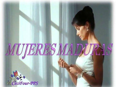 Mujeres Maduras   CeciFour videos