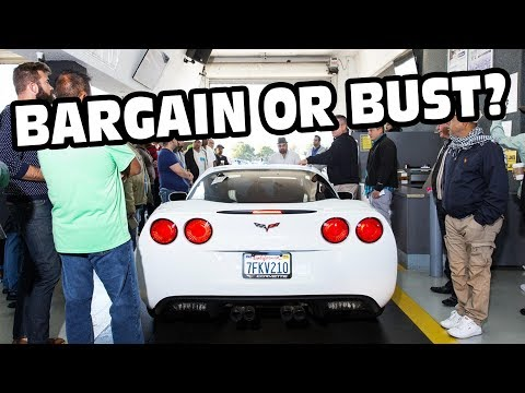 How To Buy Cars From Wholesale Auctions