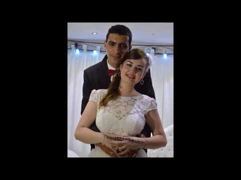 Our Wedding Arabic Polish Couple Aleksandra & Khalil Mateur Tunisia 30.08.2016