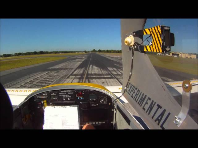 Long EZ Start and takeofff.wmv