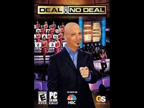 Deal Or No Deal PC ORIGINAL RUN  Game #1