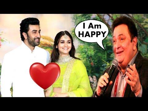 Rishi Kapoor CONFIRMS Ranbir Kapoor & Alia Bhatt's RELATIONSHIP With His Tweet