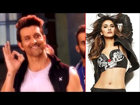 Hrithik Roshan said something about Vaani Kapoor, Check out what |Filmibeat