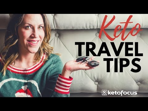 Eating Keto on the Road | KETO TRAVEL HACKS | How to travel on keto