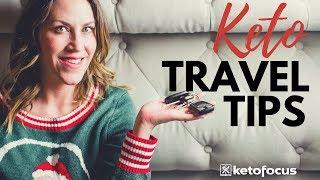 Eating Keto on the Road  KETO TRAVEL HACKS  How to travel on keto