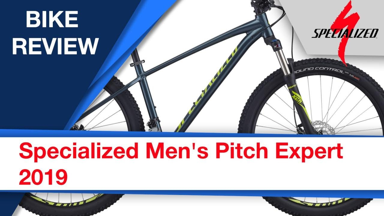 a06434ac1 Specialized Men's Pitch Expert 2019: bike review - YouTube