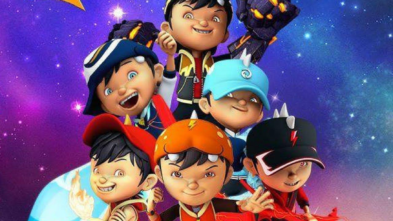 Boboiboy Season 02 Episode 06 Tiny Boys Hindi Dubbed Hd 720p