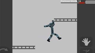 Stickman Backflip Killer 4 Parkour Mode All Levels Completed Episode 2 Full Upgrade