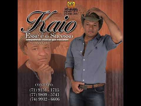 KAIO SERTANEJO 2013 CD Completo interpretando músicas que marcaram