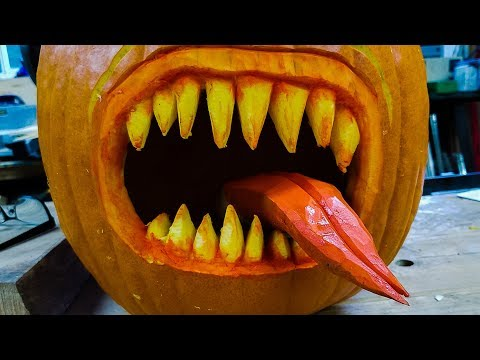 Pumpkin Carving, Simple, Scary, and Easy Fun