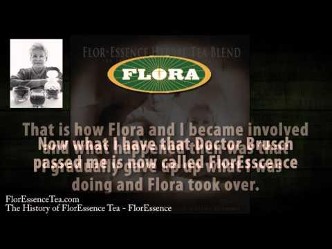 The History of FlorEssence Tea - Part 20 - Flor Essence