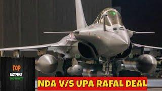 Basics of Rafal deal : UPA V/S NDA RAFAL DEAL