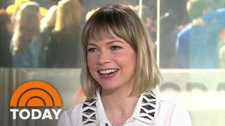 Michelle Williams: I Haven't Heard 'Anything Serious' About A 'Dawson's Creek